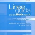 linee guida PA social media