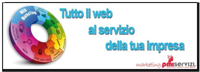 marketing PMI servizi contatti