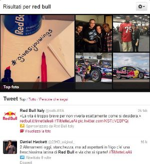 tweet sponsorizzati Twitter