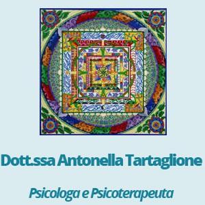 Antonella Tartaglione - psicologa e psicoterapeuta