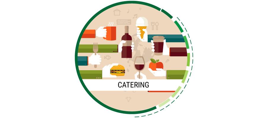 pubblicità online per catering