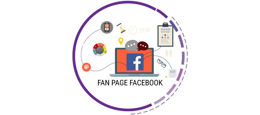 creazione fan page facebook