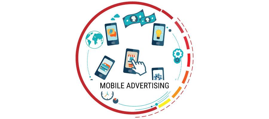 pubblicità per mobile