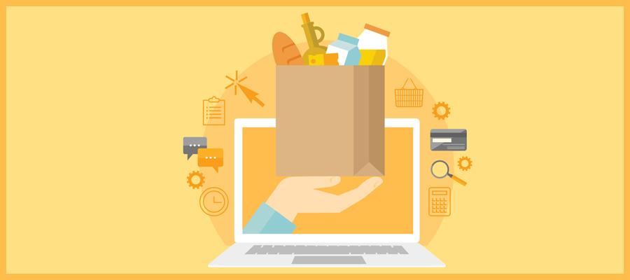Aumento e-commerce nel largo consumo