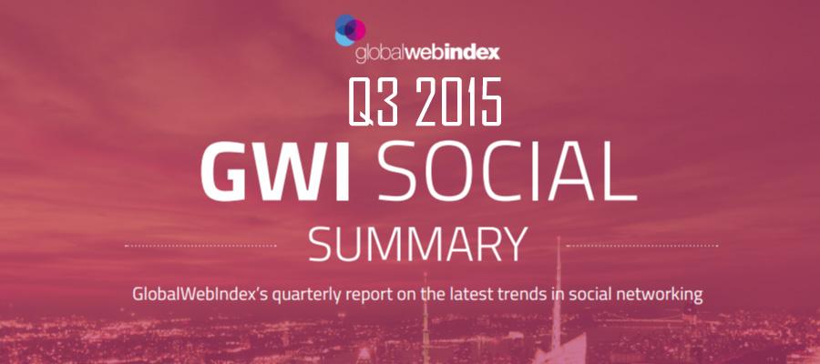 trend q3 2015 social network