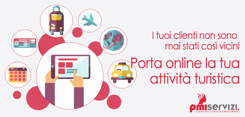 servizi web marketing per il turismo